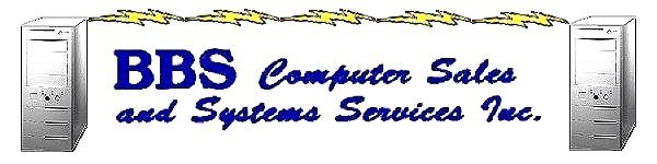 BBS Computer Sales and Systems Services, Inc.